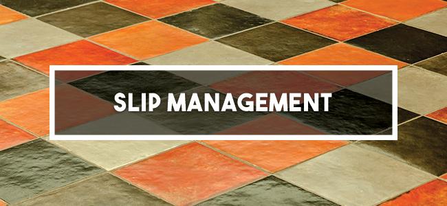 slip management programme